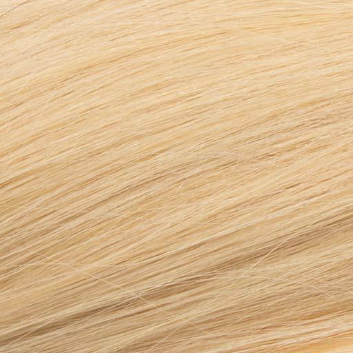 Lasni podaljški Clip On 38cm 70g 22 Zlato Blond-1447