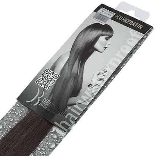 Keratinski podaljški Di Biase Hair 40cm 20kom 4-0
