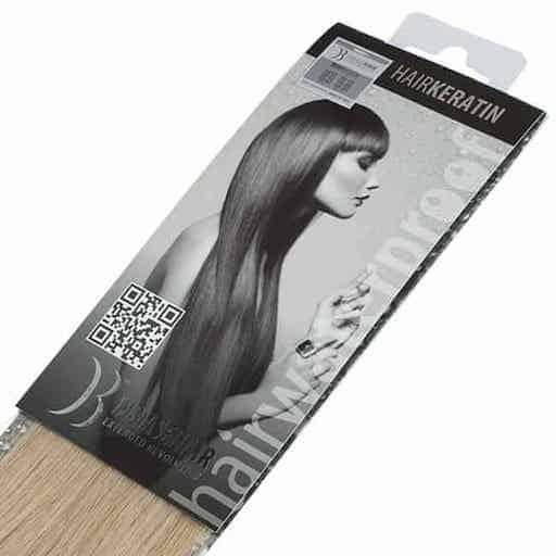 Keratinski podaljški Di Biase Hair 40cm 20pcs DB2-0